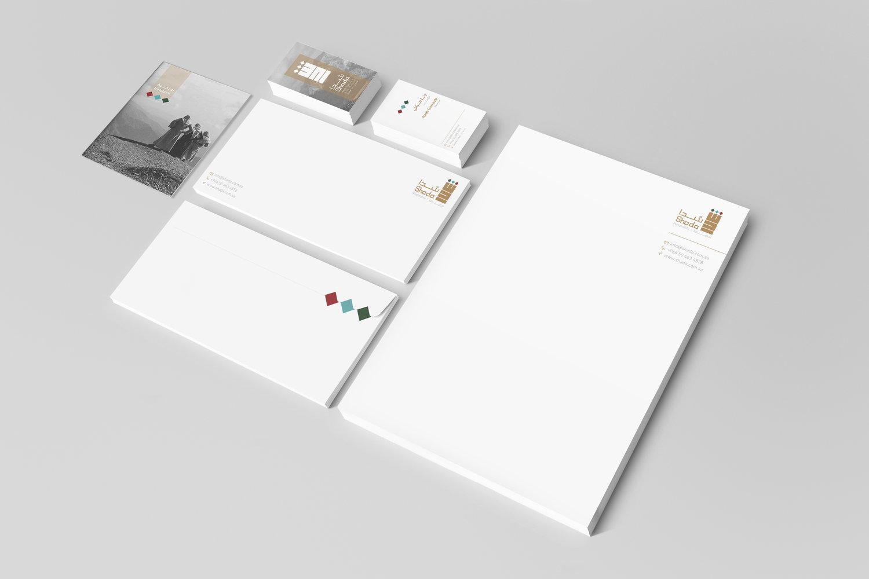 Shada Branding by Haya Design